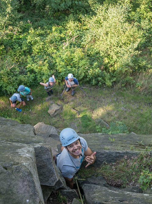 Intro to Trad Climbing