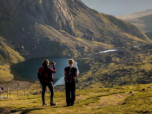 Women's Mountain Skills Weekend