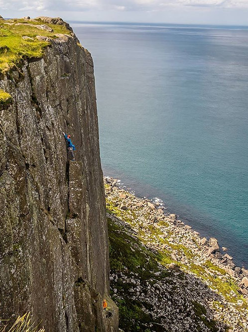 Guided Climbing Fairhead May 24th - June 6th