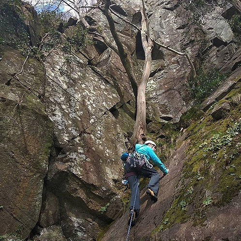 Guided Tremadog Classics