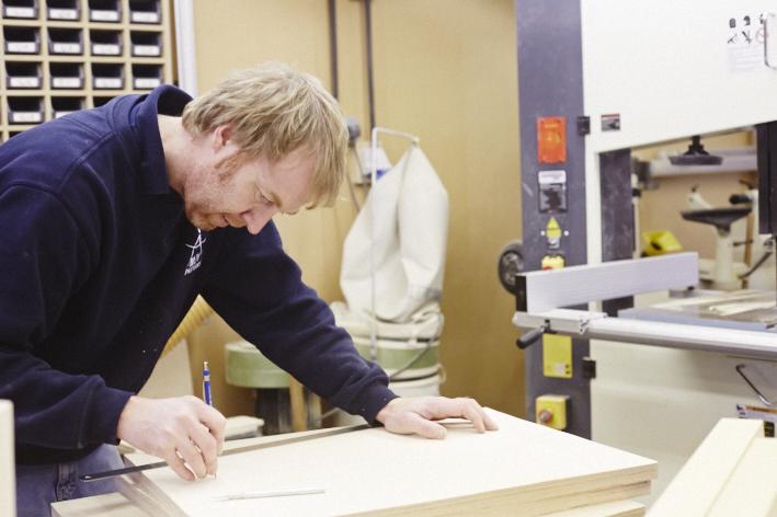 Pattern Maker Measuring