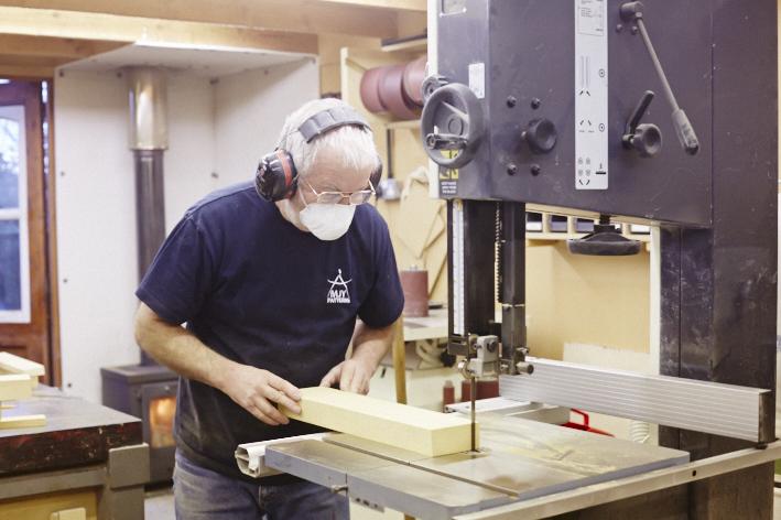 Pattern Maker Sawing