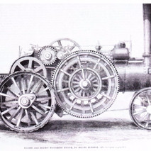 19th Century Steam Engine