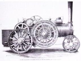19th Century Steam Engine