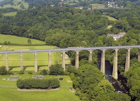 Welsh Aquaduct