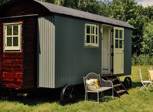 Shepherd Hut Wheels