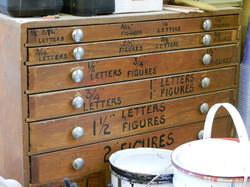 Pattern Maker's Letters