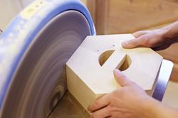 Pattern Maker Sanding