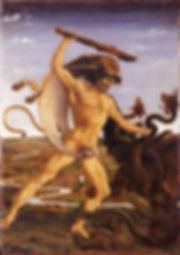 Hercules and the Hydra .jpg