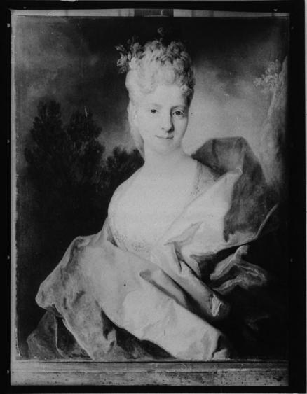 Nicolas de Largillière's Portrait of a Woman