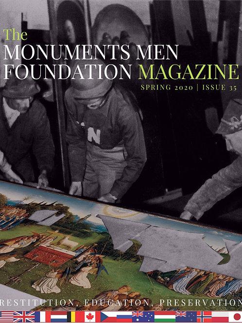 MMF Newsletter No. 35