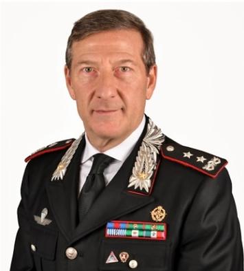 Maj. Gen. Fabrizio Parrulli