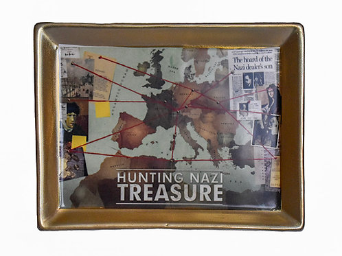 Adornment - Hunting Nazi Treasure
