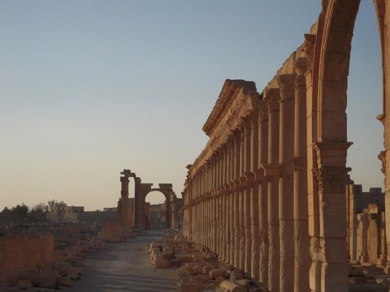 Palmyra, September 2010. (Photo Credit: AB Edsel)