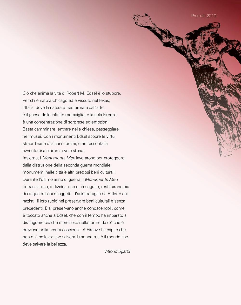 Premio Pio Alferano 2019