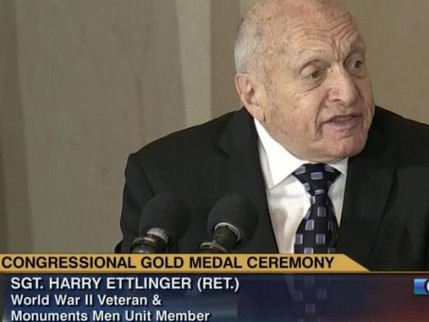 The Passing of a Great Man and Friend: Monuments Man Harry Ettlinger