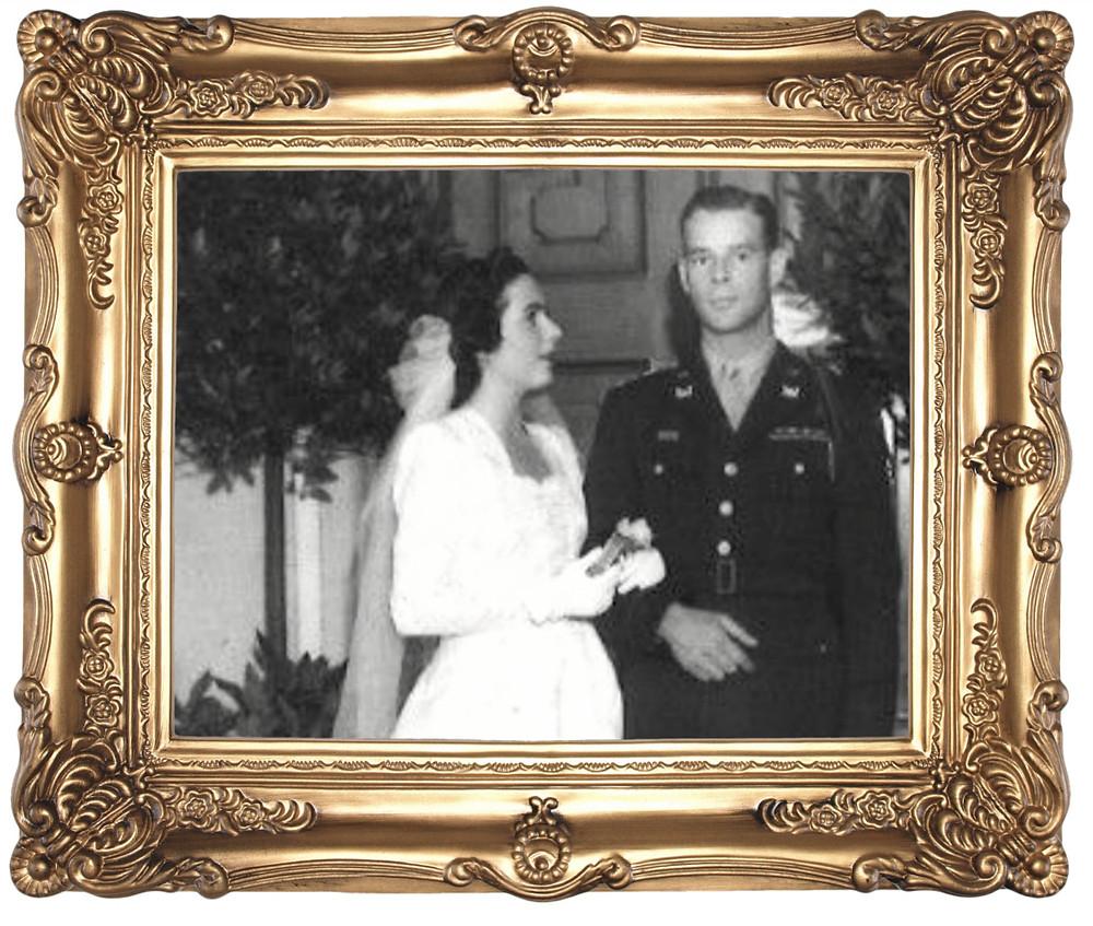 Frederick Charles Shrady and Maria Louise Likar-Waltersdorff