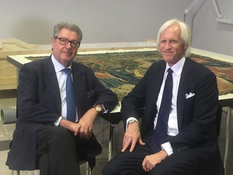 Konrad Bernheimer and Robert M. Edse