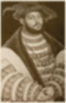 Cranach - Elector John Frederick of Saxo