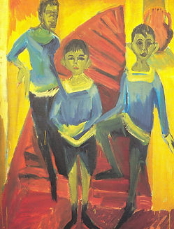 Kirchner - Three Boys in Blue.jpeg