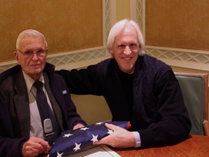 Monuments Man Lennox Tierney passes away at age 101