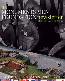 MMF Newsletter Spring 2020 Issue 35 (cov