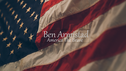 America The Brave Single cover two.png