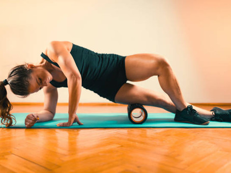 Foam Rolling: The proper technique and benefits it offers