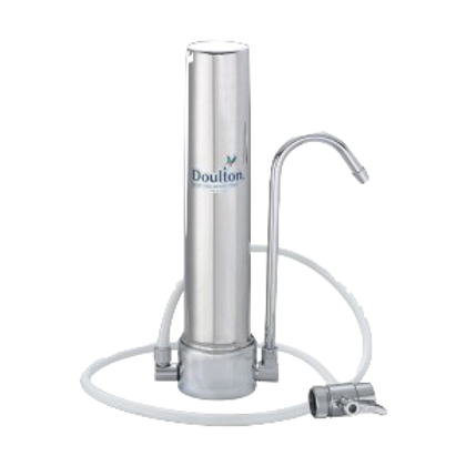 Counter-top Water Filter (Stainless Steel)