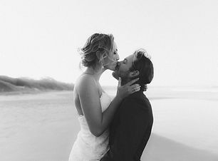 Barefoot in Byron Beach Wedding Konrad B