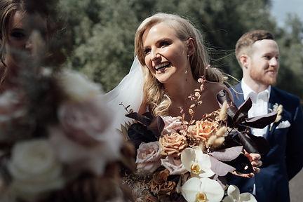 Summergrove Estate Wedding TROPICAL ROMA