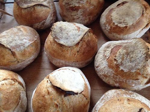 Wood Fired Bread