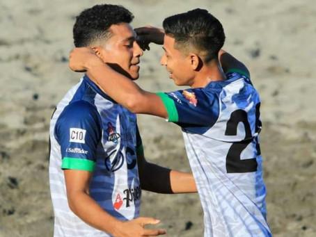 Arranco Nuestra Liga Nacional de Futbol Playa!!