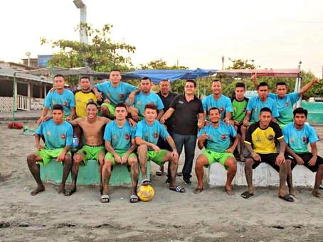 APULO, Gran Animador de Nuestra Liga Nacional de Futbol Playa