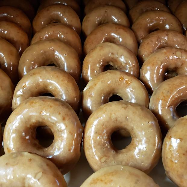 Mmmm.... Donuts