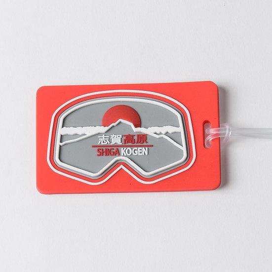 Shiga Kogen Luggage Tags