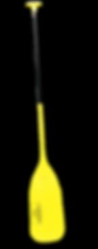 Adult Aluminum Stadard Canoe Paddle