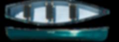 "12' 6"" Square Stern Canoe"