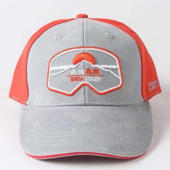 Shiga Kogen Baseball Hats Kids Brushed Cotton