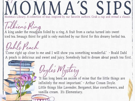 September Momma's Sips Review