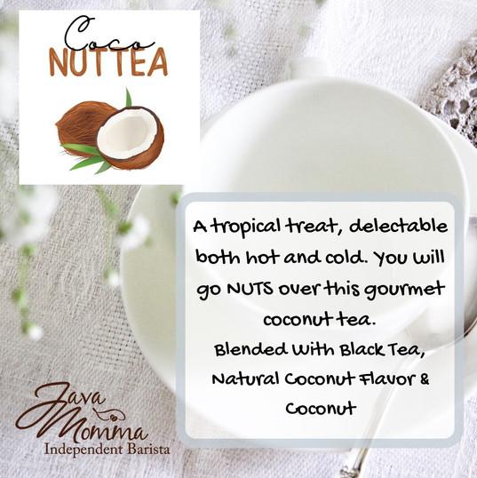 Coco Nut Tea