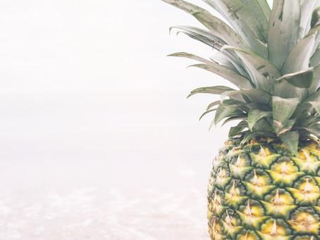 Tasty Thursday: Pineapple Summer Drink