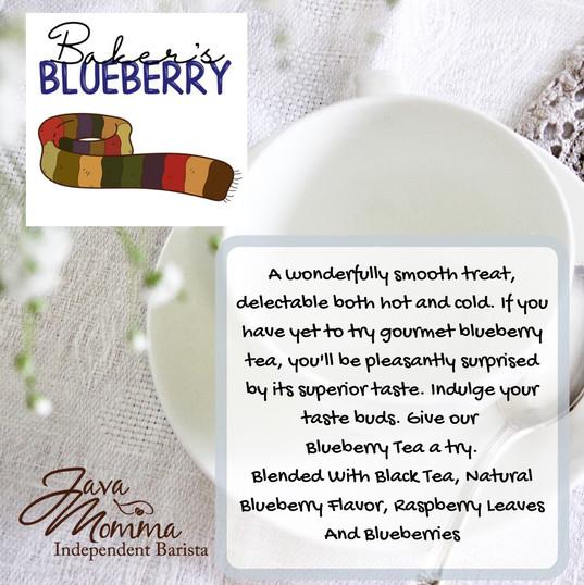 Baker's Blueberry