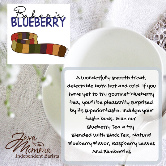 Baker's Blueberry