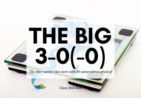 The Big 3-0(-0)