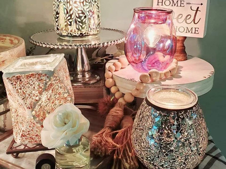 Scentsy Fall & Winter Scent Review