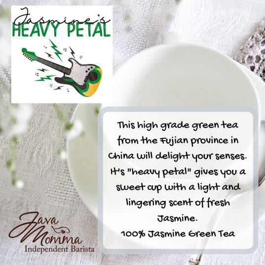 Jasmine's Heavy Petal