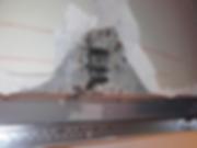 sondage structure poutres béton armé