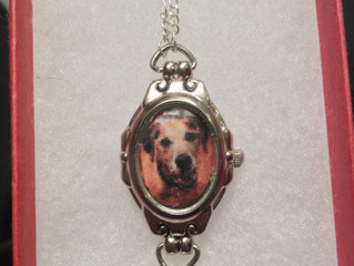 Pet Memorial Pendants