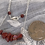 Thumbnail: Red Jasper Bar Necklace